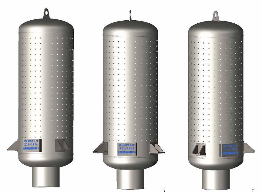 排气消声器